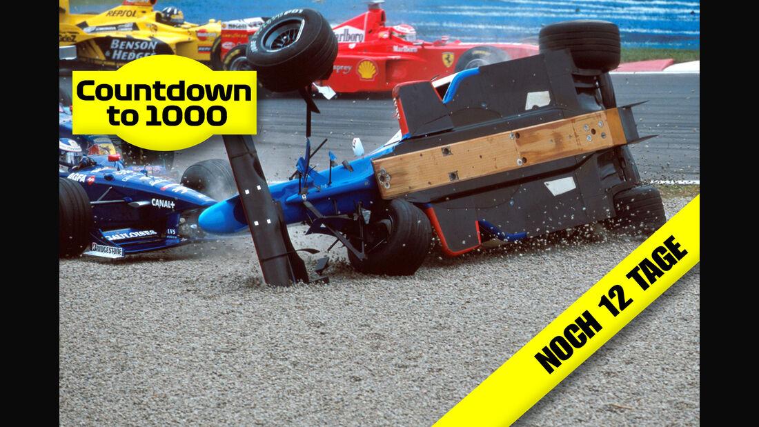 Alexander Wurz - GP Kanada 1998