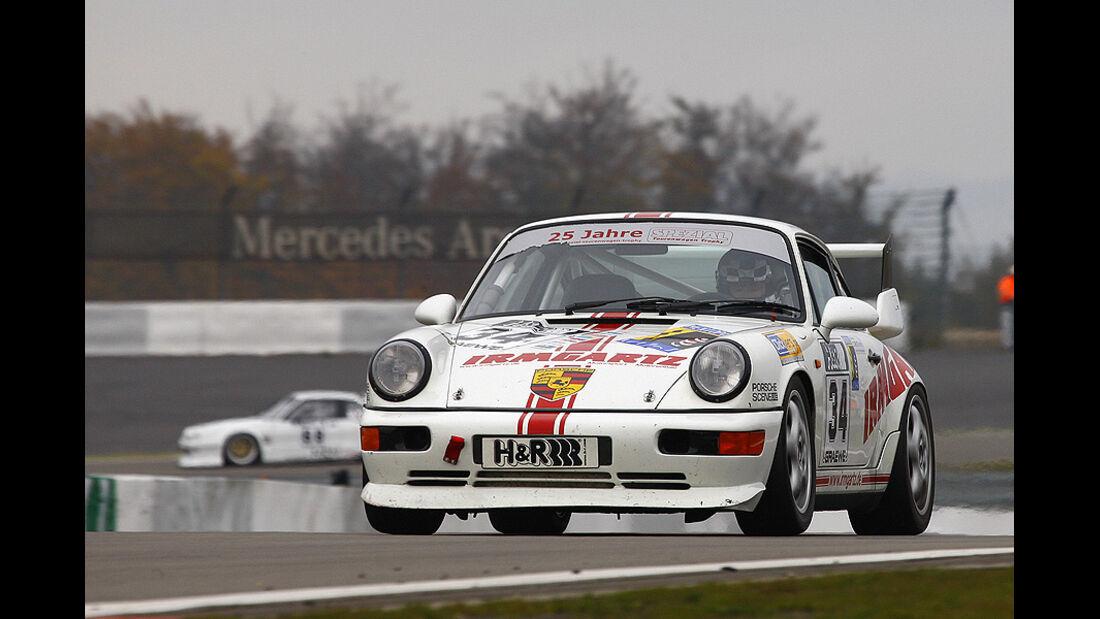 Alexandra Imrgartz, Juniorenmeisterin 2010, Porsche 964 RS