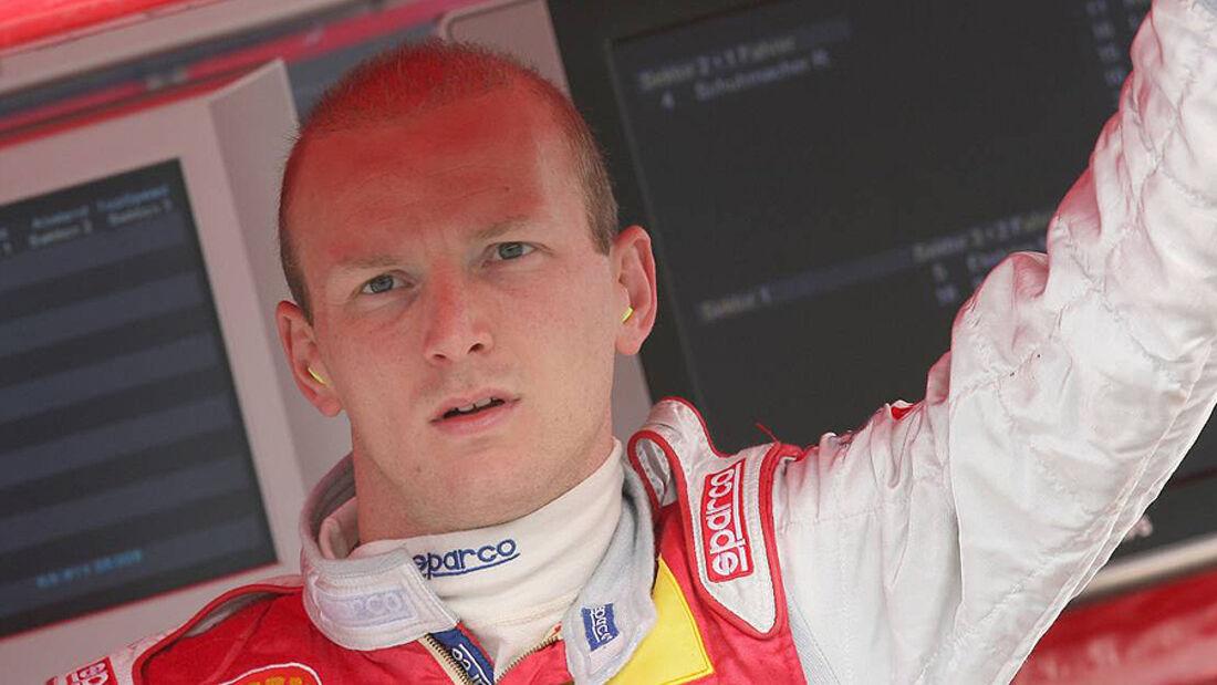 Alexandre Premat DTM 2009
