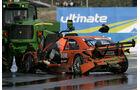 Alexandros Margaritis DTM-Crash