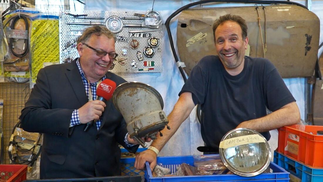 Alf Cremers schlendert über die Techno Classica 2019 und beleuchtet die unterschiedlichen Facetten der größten Oldtimermesse der Welt.