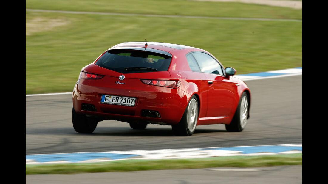 Alfa Brera 3.2 V6 Q4 – Audi TT 3.2 Quattro 02