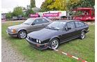 Alfa GTV und Mercedes 250 SE