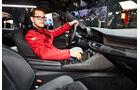 Alfa Giulia Sitzprobe IAA