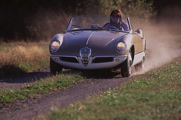 Alfa Giulietta Spider