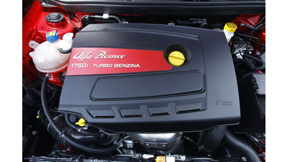 Alfa Guilietta 1.8 TBi 16V Quadrifoglio Verde Motor