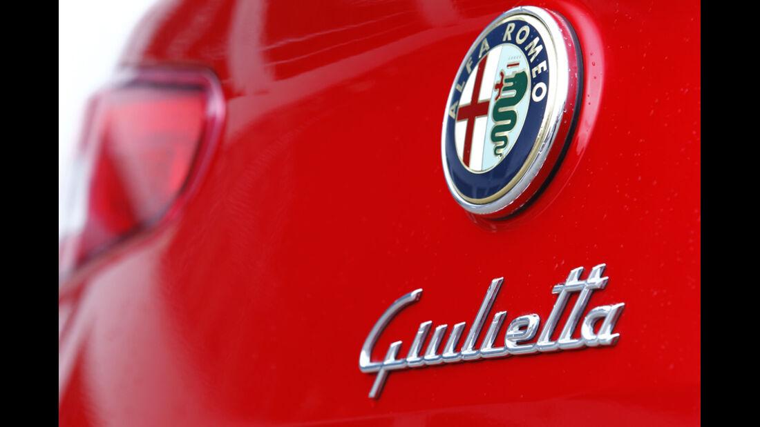 Alfa Guilietta 1.8 TBi 16V Quadrifoglio Verde Schriftzug