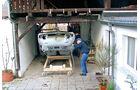Alfa Roemeo 1300 GT Junior, Eigenleistung, Karosserie