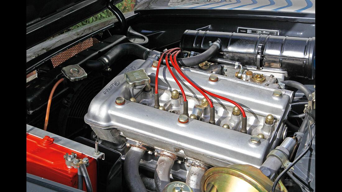 Alfa Roemeo 1300 GT Junior, Elektrik
