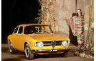 Alfa Roemeo 1300 GT Junior, Werbeplakat