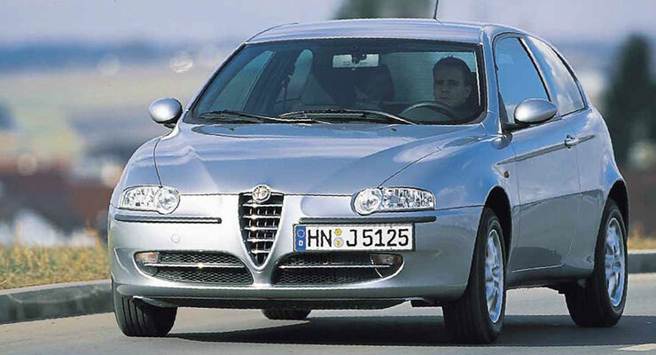 Alfa Romeo 147 1.6 Eco Progression