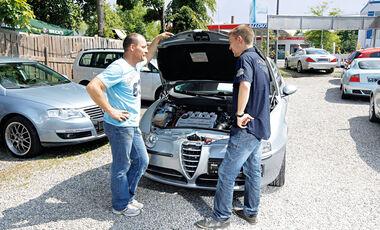 Alfa Romeo 147 1.6, Motor