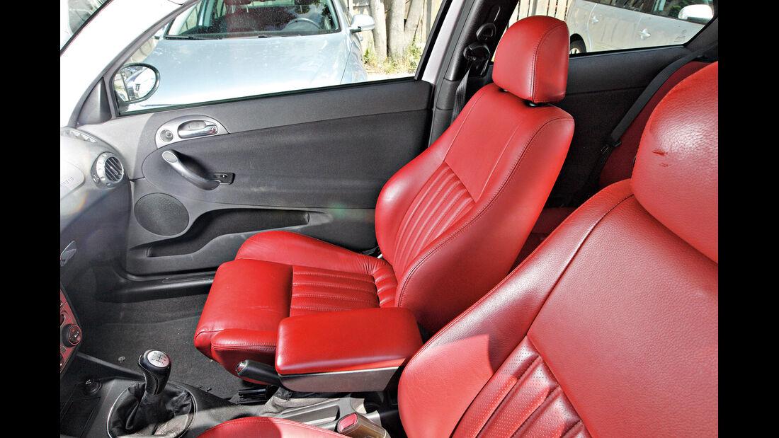Alfa Romeo 147 1.6, Sitze