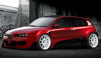 Alfa Romeo 147 Rennversion