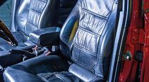 Alfa Romeo 155 2.0 Twin Spark, Fahrersitz