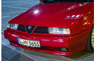 Alfa Romeo 155 2.0 Twin Spark, Front, Kühlergrill