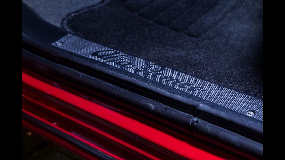 Alfa Romeo 155 2.0 Twin Spark, Fußleiste