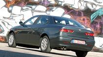 Alfa Romeo 156 1.8 TS, Heckansicht