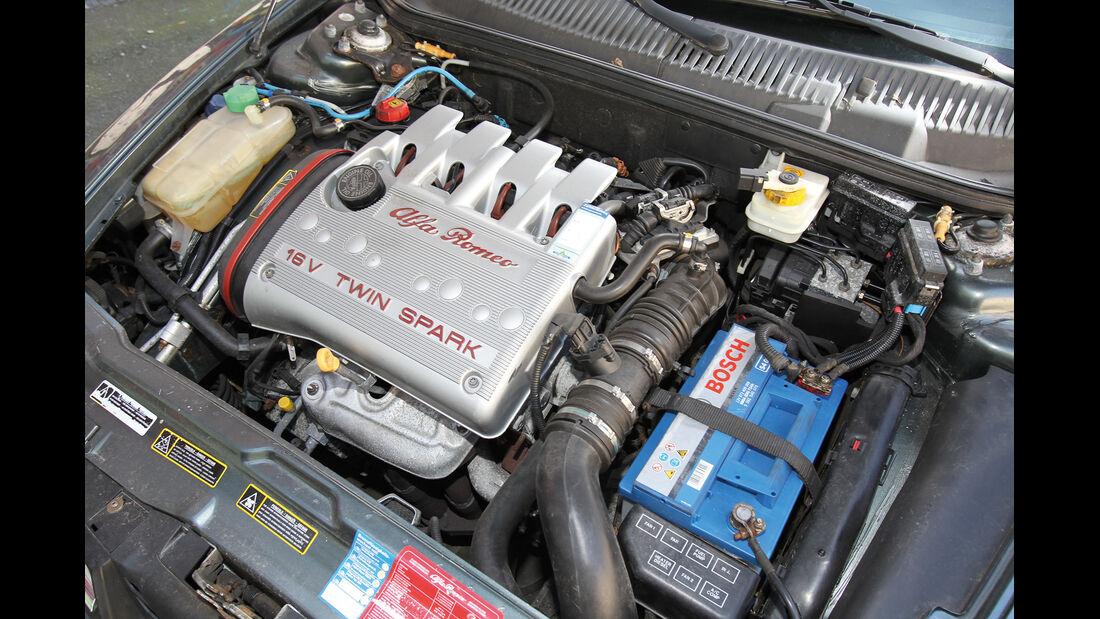 Alfa Romeo 156 1.8 TS, Motor