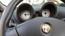 Alfa Romeo 156 1.8 TS, Rundinstrumente