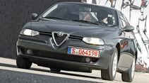 Alfa Romeo 156, Frontansicht