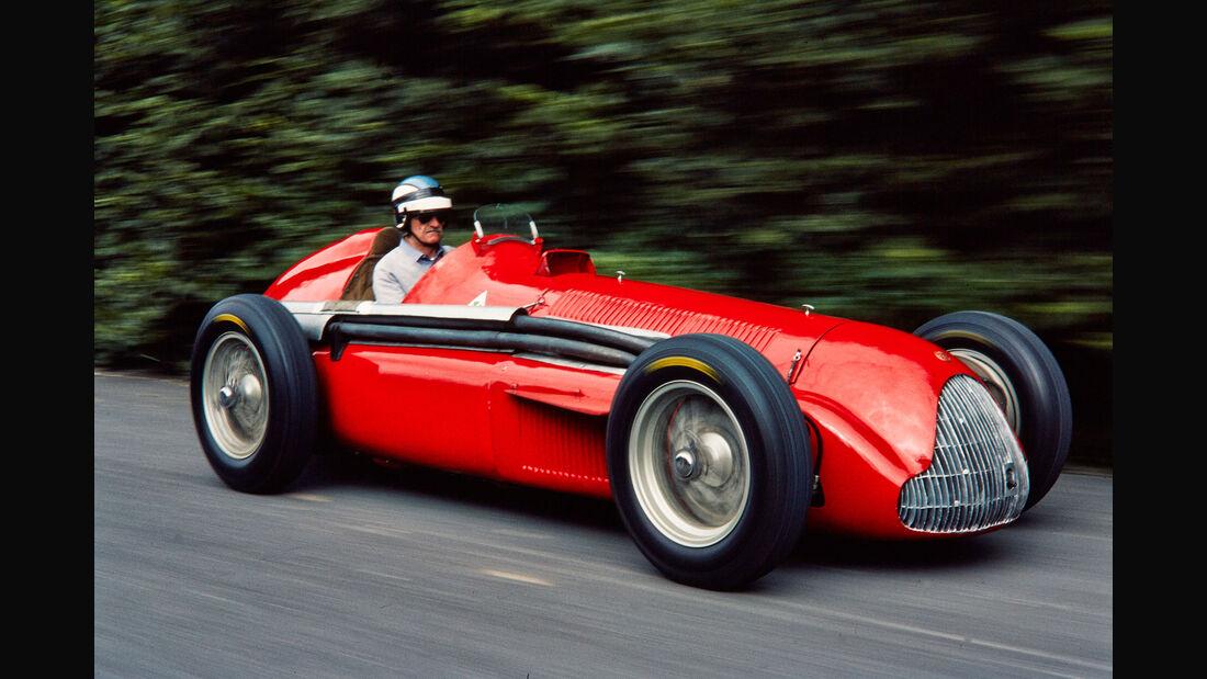 Alfa Romeo 158 - Rennwagen