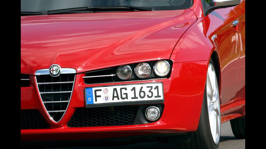 Alfa Romeo 159, 2009