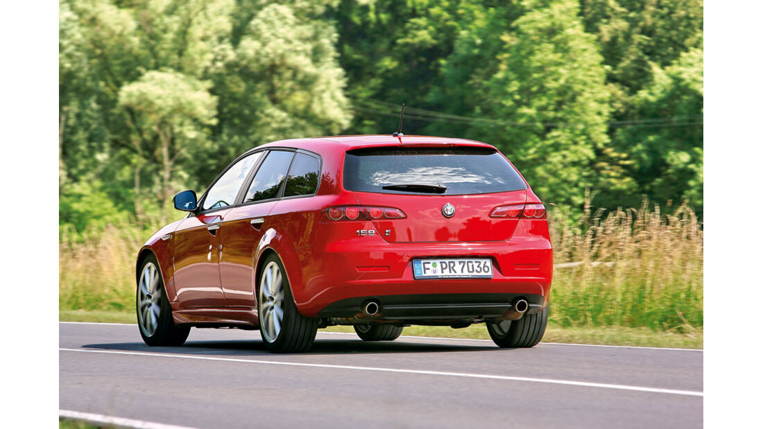 Alfa Romeo 159 Sportswagon
