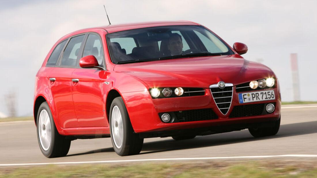 Alfa Romeo 159 Sportwagon Q4