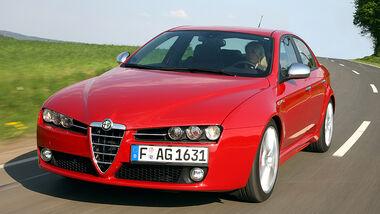 Alfa Romeo 159ti, Limousine