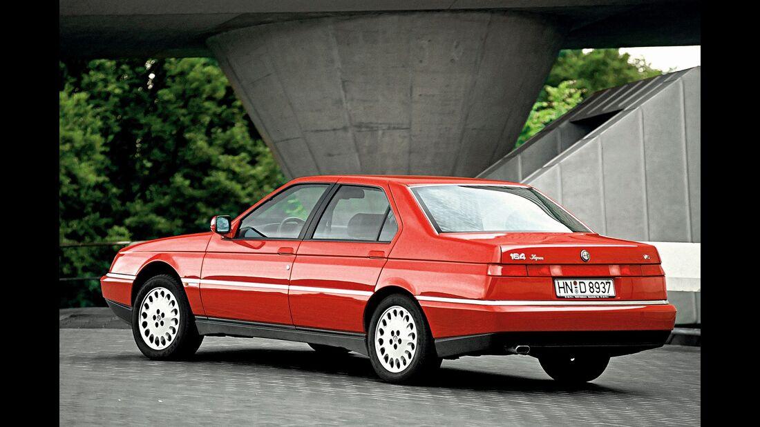 Alfa Romeo 164 Heck