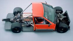 Alfa Romeo 164 Procar - V10 - Saugmotor - Chassis