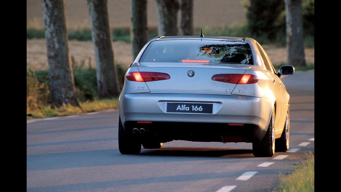 Alfa Romeo 166, Baujahr 1998