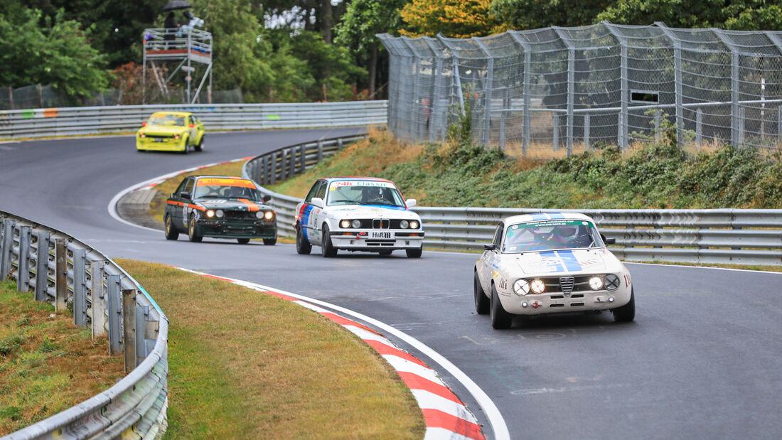Alfa Romeo 1750 GT-AM - Startnummer 773 - 24h Classic - 24h Rennen Nürburgring - Nürburgring-Nordschleife - 25. September 2020