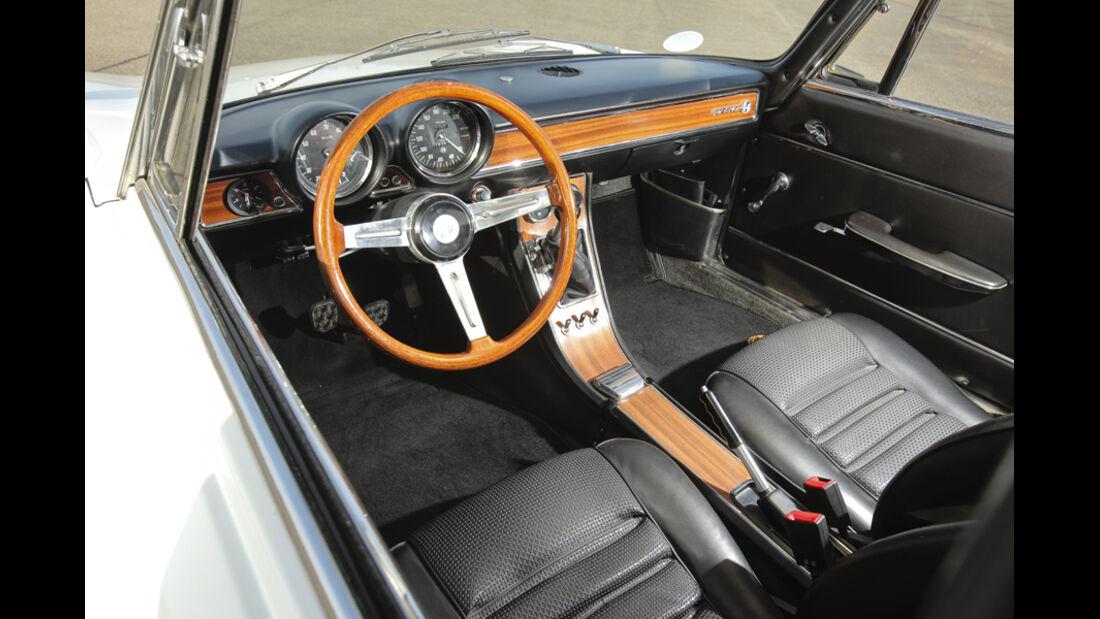 Alfa Romeo 1750 GTV, Innenraum