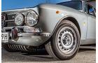 Alfa Romeo 1750 GTV, Rad, Felge
