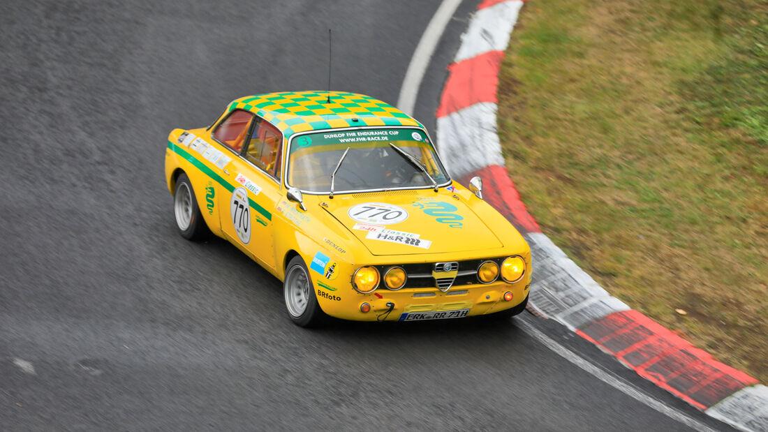 Alfa Romeo 1750 - Startnummer 770 - 24h Classic - 24h Rennen Nürburgring - Nürburgring-Nordschleife - 25. September 2020