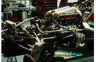 Alfa Romeo 185T Turbo - Motor - Sechszylinder - GP Portugal 1985