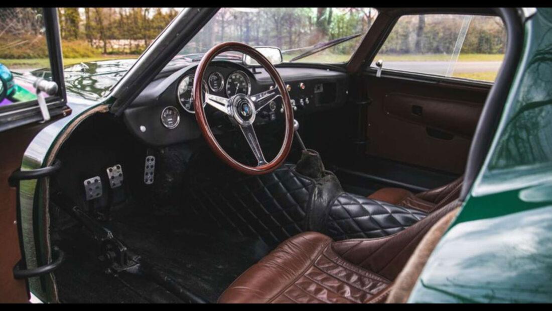 Alfa Romeo 1900 ATL Sport Coupe (1965)