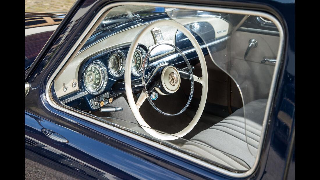 Alfa Romeo 1900, Cockpit