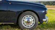 Alfa Romeo 1900, Rad, Felge