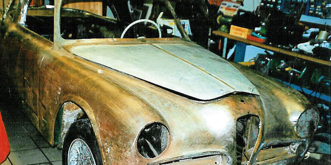 Alfa Romeo 1900 Sprint Coupé Pinin Farina, Chassis