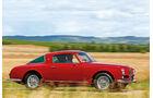 Alfa Romeo 1900 Sprint Coupé Pinin Farina, Seitenansicht