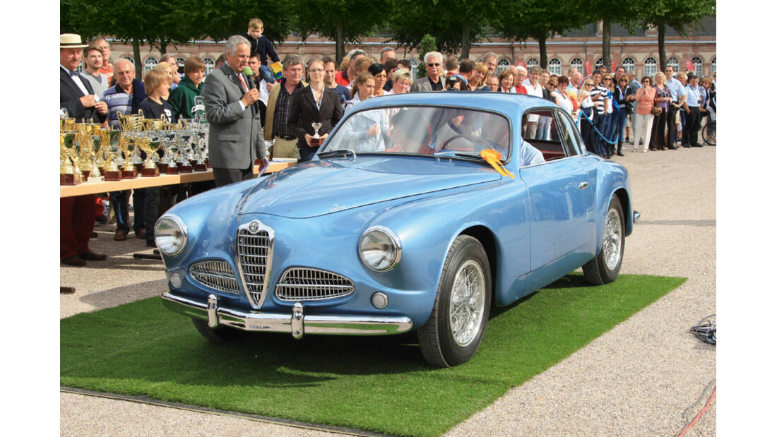 Alfa Romeo 1900 Sprint Touring Coupé 1953