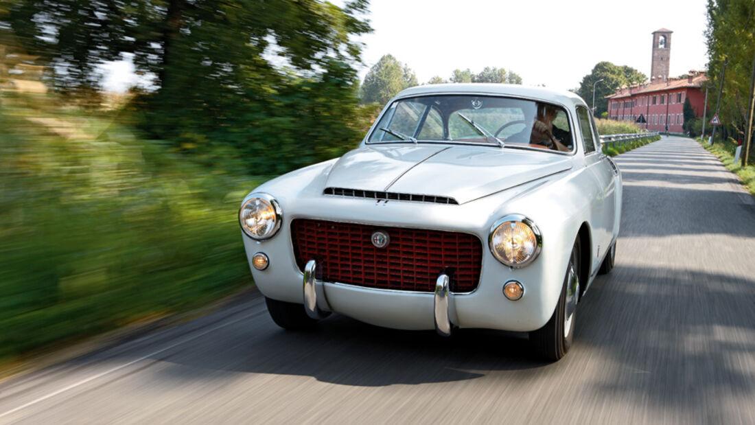 Alfa Romeo 1900 TI Super Coupé Pininfarina, Baujahr 1954