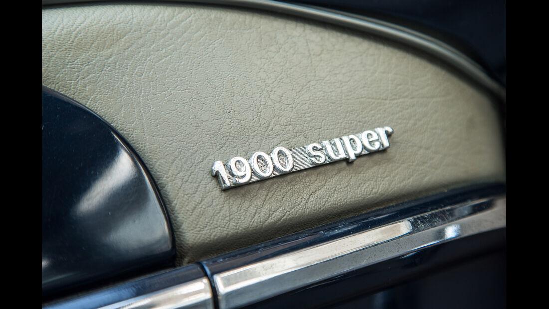 Alfa Romeo 1900, Typenbezeichnung