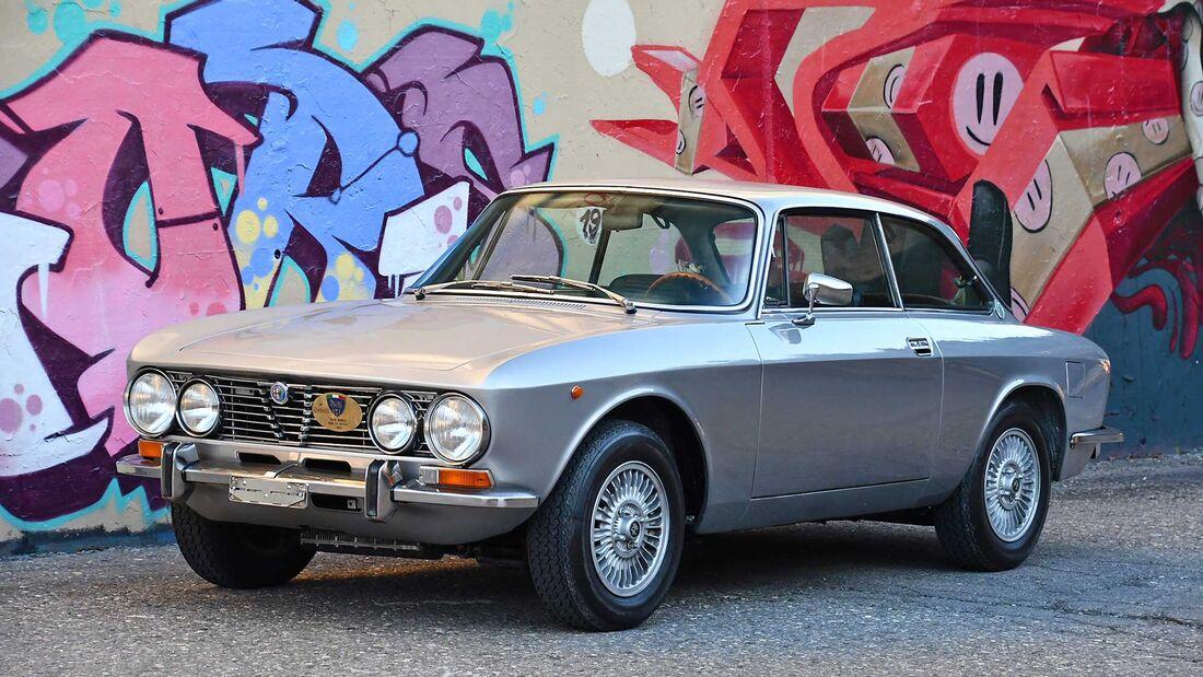 Alfa Romeo 2000 GTV (1973)
