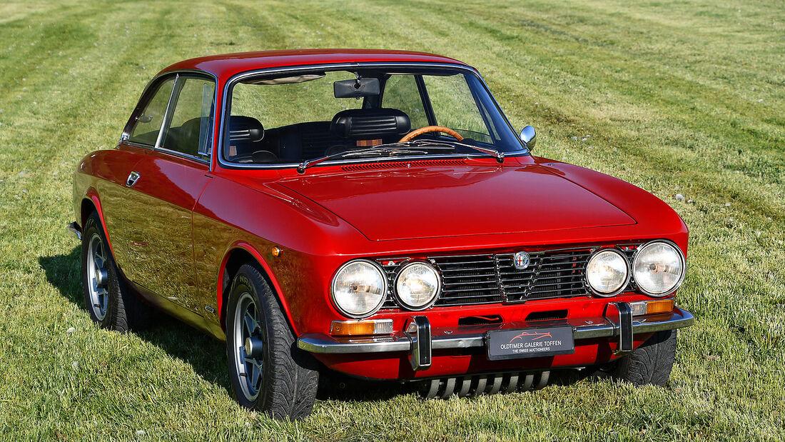Alfa Romeo 2000 GTV Bertone (1972)