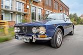 Alfa Romeo 2000 GTV, Frontansicht