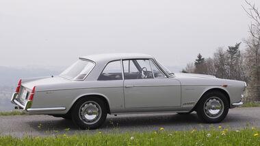 Alfa Romeo 2000 S Vignale-Coupé (1958), Seitenansicht links